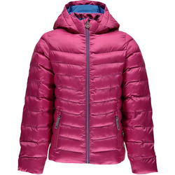 Spyder Girl's Timeless Hoody Down Jacket - Kid's