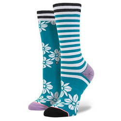 Stance Hula Flowers Socks - Womens