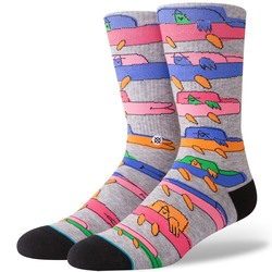 Stance Stuck In The Traffic Classic Crew Socks