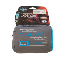 Sea To Summir Expander Travel Liner with Pillow Insert