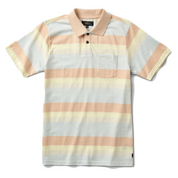 Roark Sunda Stripe Knit Polo