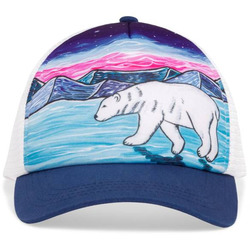 Sunday Afternoons Kids' Polar Bear Trucker Hat