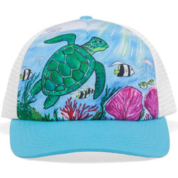 Sunday Afternoons Kids' Sea Turtle Trucker Hat