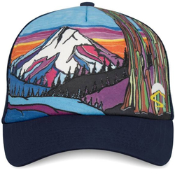Sunday Afternoons Mountain Trucker Hat