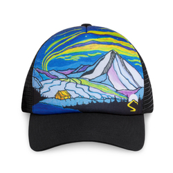 Sunday Afternoons Northern Lights Trucker Hat