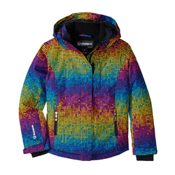 Sunice Girl's JR Naquita Technical Jacket - Youth