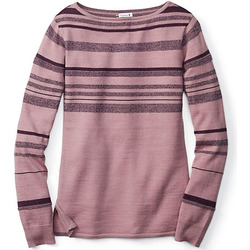 Smartwool Cascade Valley Stripe Sweater - Women's