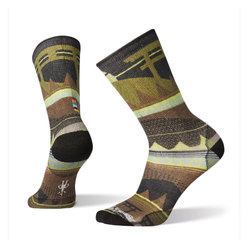 Smartwool Curated Forest Bathing Crew Socks