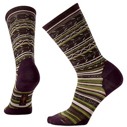 Smartwool Ethno Graphic Crew Socks - Women's
