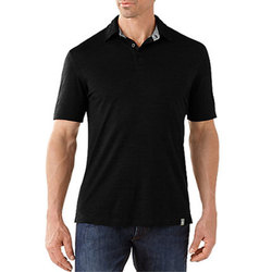 Smartwool Fish Creek Solid Polo