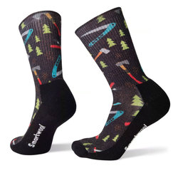Smartwool Hike Light Sharp Things Crew Socks