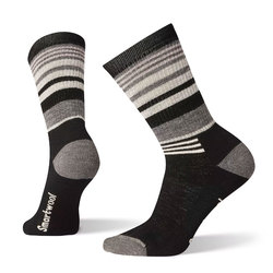Smartwool Hike Medium Striped Crew Socks - Women's