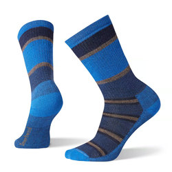 Smartwool Hike Medium Striped Crew Socks