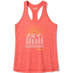 Smartwool Merino Sport 150 Mountain Morning Tank - Women's