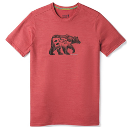 Smartwool Merino Sport 150 Bear Camp Tee Shirt - Men's