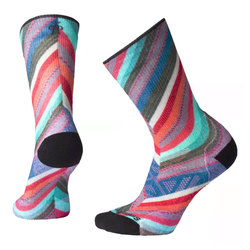 SmartWool PhD Outdoor Light Print Crew Socks - Womens