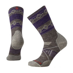 Smartwool PHD Outdoor Medium Pattern Crew Socks - Women's