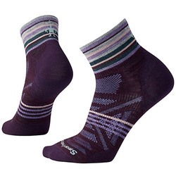Smartwool PhD® Outdoor Ultra Light Pattern Mini Socks - Women's