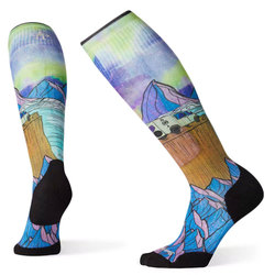Smartwool PhD® Ski Light Elite Northern Dreams Print Socks - Women's