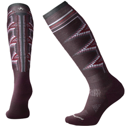 Smartwool PhD Ski Light Pattern Socks - Women's