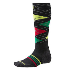 Smartwool PhD Slopestyle Diamond Lamb Socks - Men's