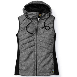 Smartwool Double Propulsion 60 Printed Hooded Vest - Women's