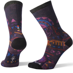 Smartwool Totem Valley Curated Crew Socks - Women's
