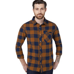 Tentree Benson Button Up Long Sleeve