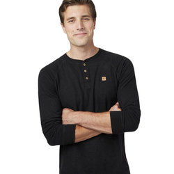 Tentree Boulder Long Sleeve Henley
