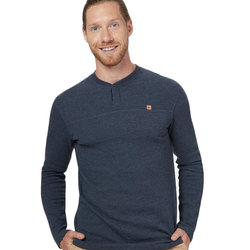 Tentree Bowden Long Sleeve Henley