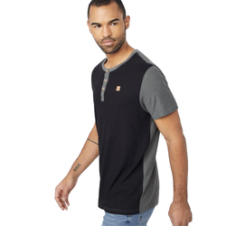 Tentree Gunnison SS Henley Shirt - Men's