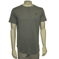 Tentree Long Tee Henley Shirt - Men's