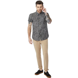 Tentree Mancos SS Button Up Shirt - Men's