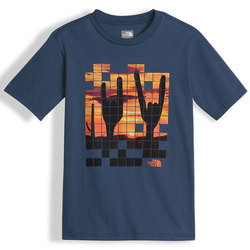 The North Face Boys Graphic S/S Tee
