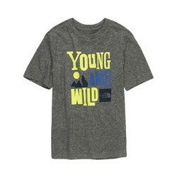 The North Face Markhor Hike S/S Tee - Boys'