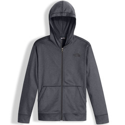 The North Face Tech Glacier Full Zip Hoodie - Boy's
