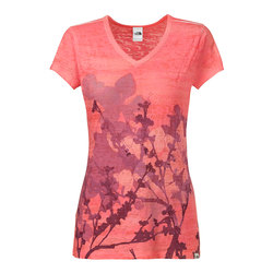 The North Face Bloom Burnout V-Neck - Women's