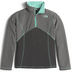 The North Face Glacier 1/4 Zip Fleece - Girls
