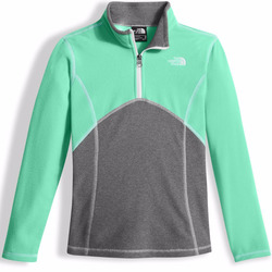 The North Face Glacier 1/4 Zip - Girls