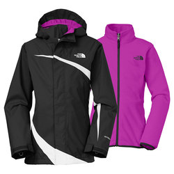 The North Face Mountain View Triclimate Jacket - Girls