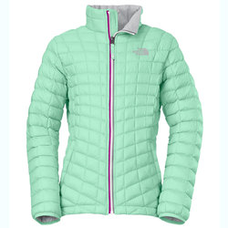 The North Face Thermoball Full Zip Jacket - Girl's
