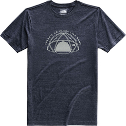 The North Face Short-Sleeve Rest Assured Tri-Blend Tee Shirt - Men's