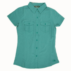 The North Face Taggart Woven Short Sleeve Shirt - Women's