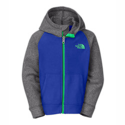 The North Face Toddlers Boys Glacier Full Zip Hoodie