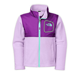The North Face Toddlers Girls' Glacier Full Zip Hoodie