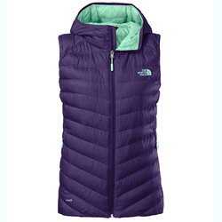 The North Face Tonnerro Hooded Vest - Womens