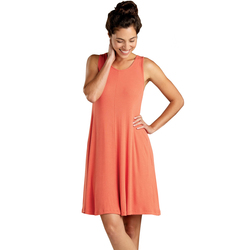 Toad & Co Daisy Rib Sleeveless Dress - Women's