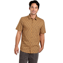 Toad & Co Fletch Print Short Sleeve Shirt - Men's