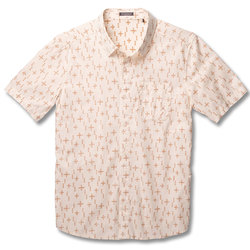 Toad & Co Fletch Print SS Shirt