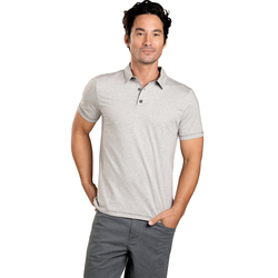 Toad & Co Tempo Short Sleeve Polo Shirt - Men's